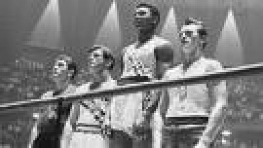 The 1960 Games In Rome Introduced The World To Muhammed Ali