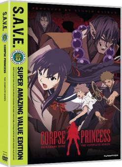Anime Review: Shikabane Hime