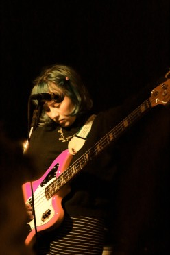 Girlpool at Lost Lake Lounge in Denver, Colorado on 10/18/15