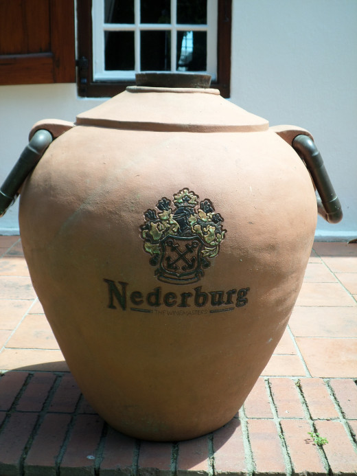 Nederburg is worth visiting if you love wine, relaxing and history with a view.