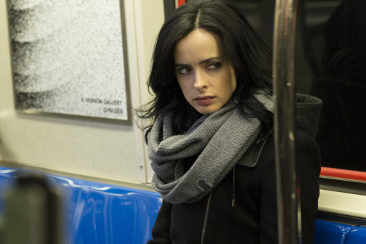 Krysten Ritter as the titular character