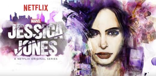 Show poster for Jessica Jones