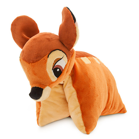Bambi Pillow Pet from the Disney store.