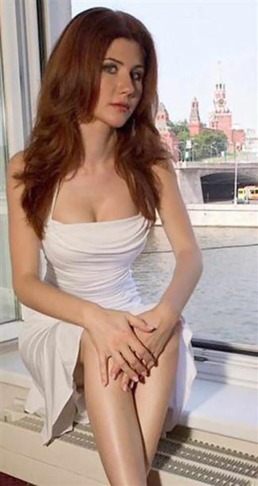 Anna Chapman - Sufficiently Photogenic