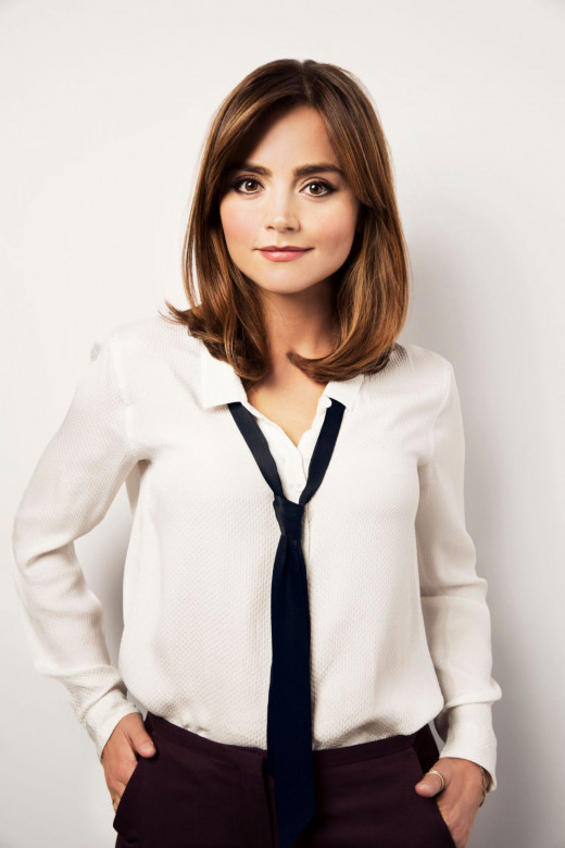 jenna coleman or