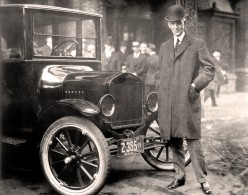 The Automobile as an Industrial and Economic Catalyst