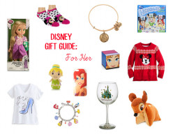 Disney Gift Guide: For Her