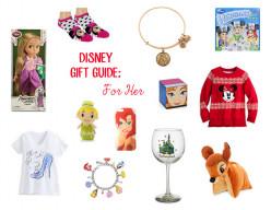 Disney Gift Guide: For Her