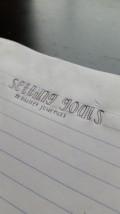 Bullet Journal: Setting Goals