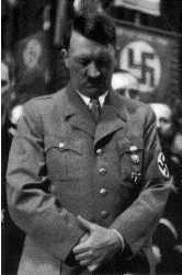 """""""Atheist"""" Hitler praying"""