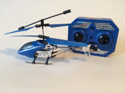 Series 3CH-777 toy helicopter with remote
