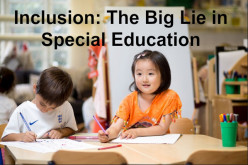 What Is Inclusion in Special Education and Why Should Parents Be Wary of It?