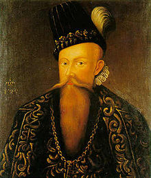 Half-brother of Eric XIV: Duke John, later John III of Sweden.