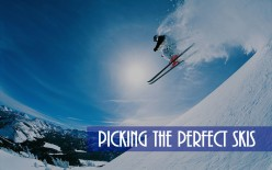Picking the Perfect Skis