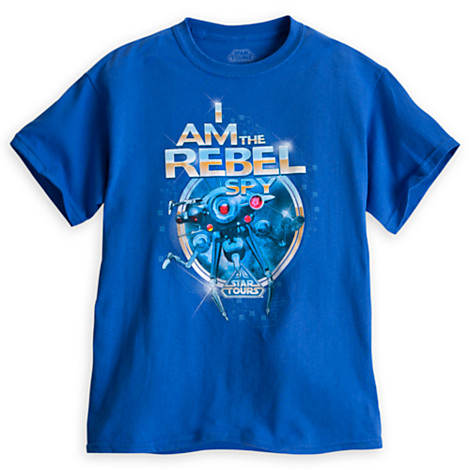 Rebel Spy shirt from the Disney Store.