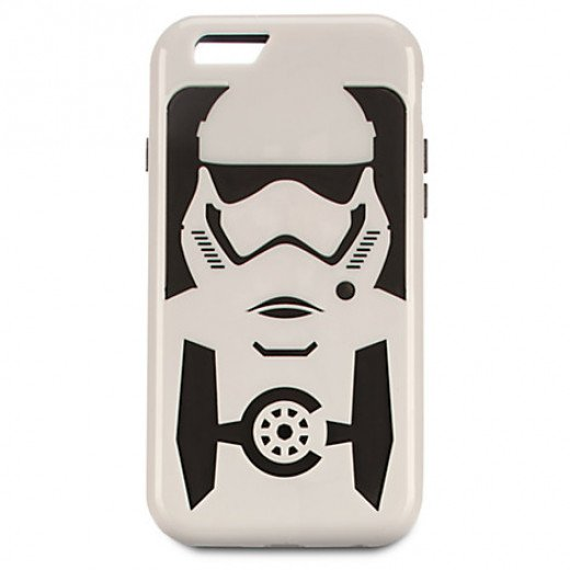 Strom Trooper cell phone case from the Disney Store.