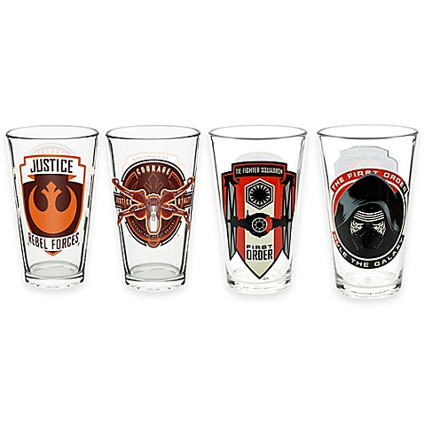 Star Wars tumbler set from Bed, Bath, and Beyond.