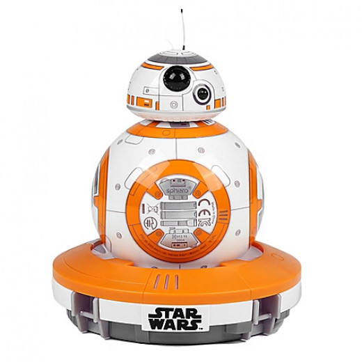 BB-8 Droid by Sphero from Bed, Bath, and Beyond.