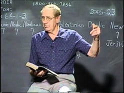 Homage To Mr. Les Feldick - The Great Oklahoman Bible Teacher....