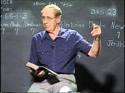 Homage To Mr. Les Feldick - The Great Oklahoman Bible Teacher....