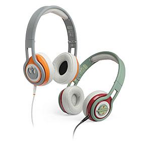 Star Wars headphones from Think Geek.