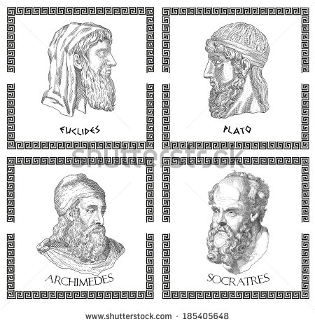 Ancient times saw philosophers focus on the cosmos, especially the Greeks who believed that man is a microcosm in the macrocosm (the cosmos).