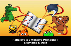 Reflexive & Intensive Pronouns | Examples & Quiz