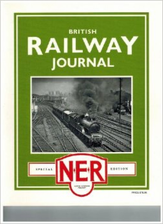 British Railway Journal publish specialist editions as well as the periodical magazine - this is the North Eastern Railway edition (got a copy in my library, have you?)