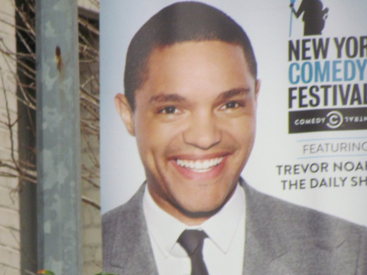 A poster that is displayed outside of Wendy's studio of a popular television host.