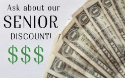 Lists of the Best Senior Citizen Discounts in Dining, Travel, and Retail