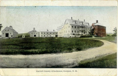 Example of a New England Almshouse