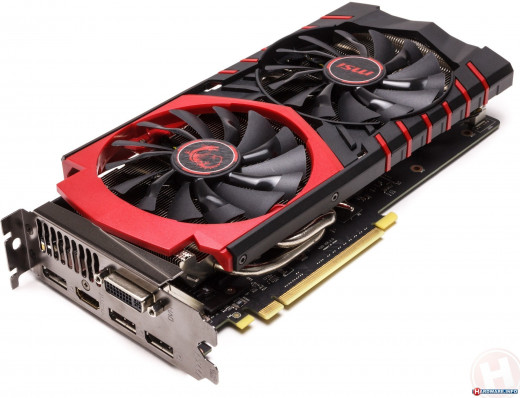 NVIDIA GeForce GTX 960, 2 GB