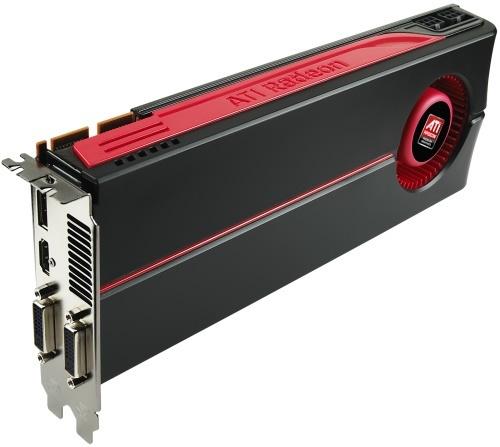 ATI Radeon HD 5870, 1 GB, 256-bit