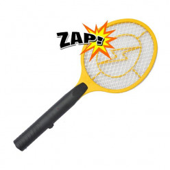 Pest Tennis Racket is SHOCKINGly good