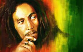 Bob Marley, the King of Reggae
