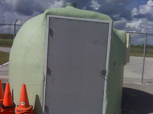Delivered a SafeDome to Miami Dade County personnel stationed in the Everglades.