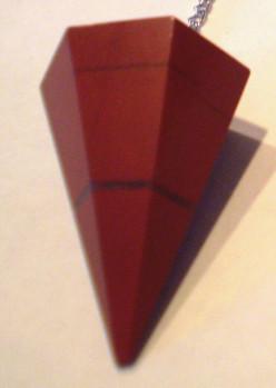 Brecciated Jasper Pendulum