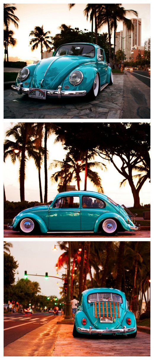 The Classic Car Never Goes out of Style. Which Would You Choose?