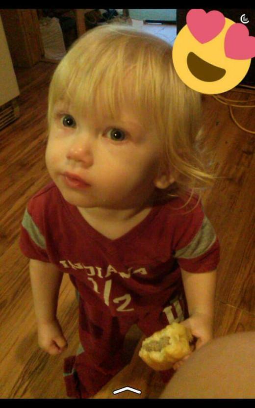 Woulda made a cute Kurt..