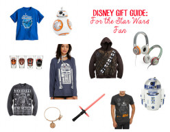 Disney Gift Guide: For The Star Wars Fan