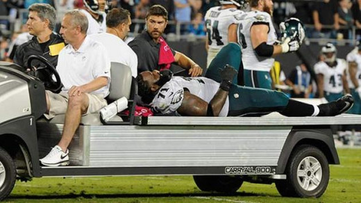 Will Eagles LT Jason Peters be able to play a whole game this week?