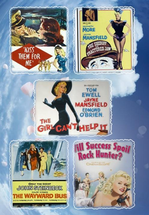 The Films of Jayne Mansfield
