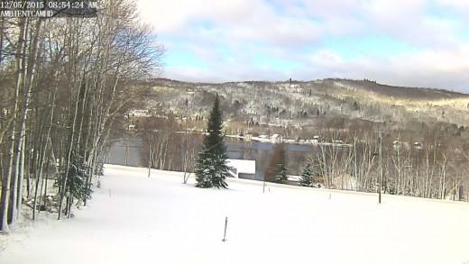 Eagle Lake, Maine 5 December 2015
