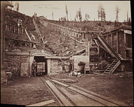 Drumlummon Mine, Marysville