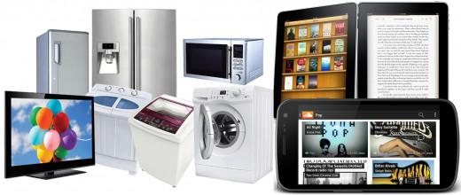 Ecommerce: Consumer Electronics, eBooks, Audio