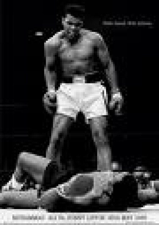Muhammed Ali: Light Heavyweight and Heavyweight