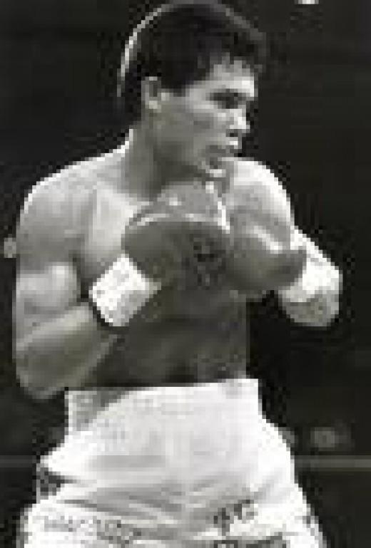Lightweight: Julio Cesar Chavez