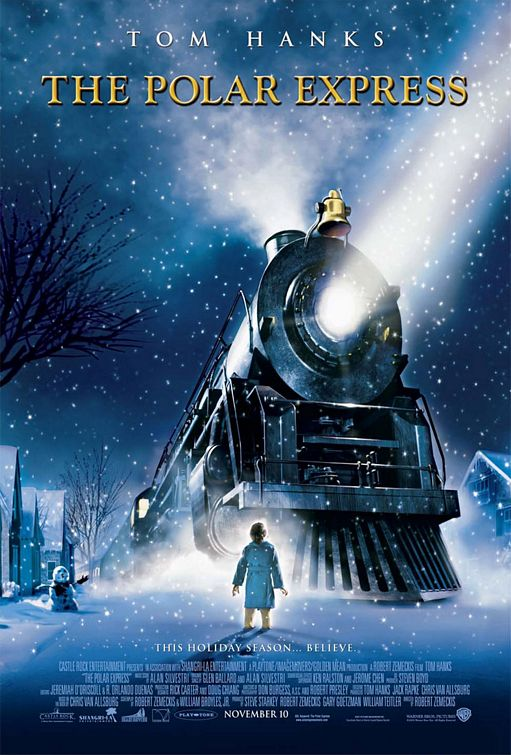 "Poster for ""The Polar Express"""
