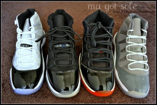 The allure of Air Jordans
