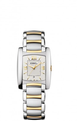 Ebel Brasilia Ladies Two Tone